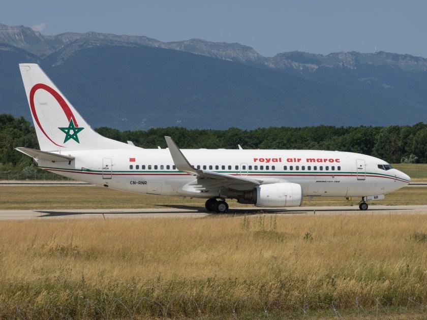 Bildresultat för royal air maroc boeing 787