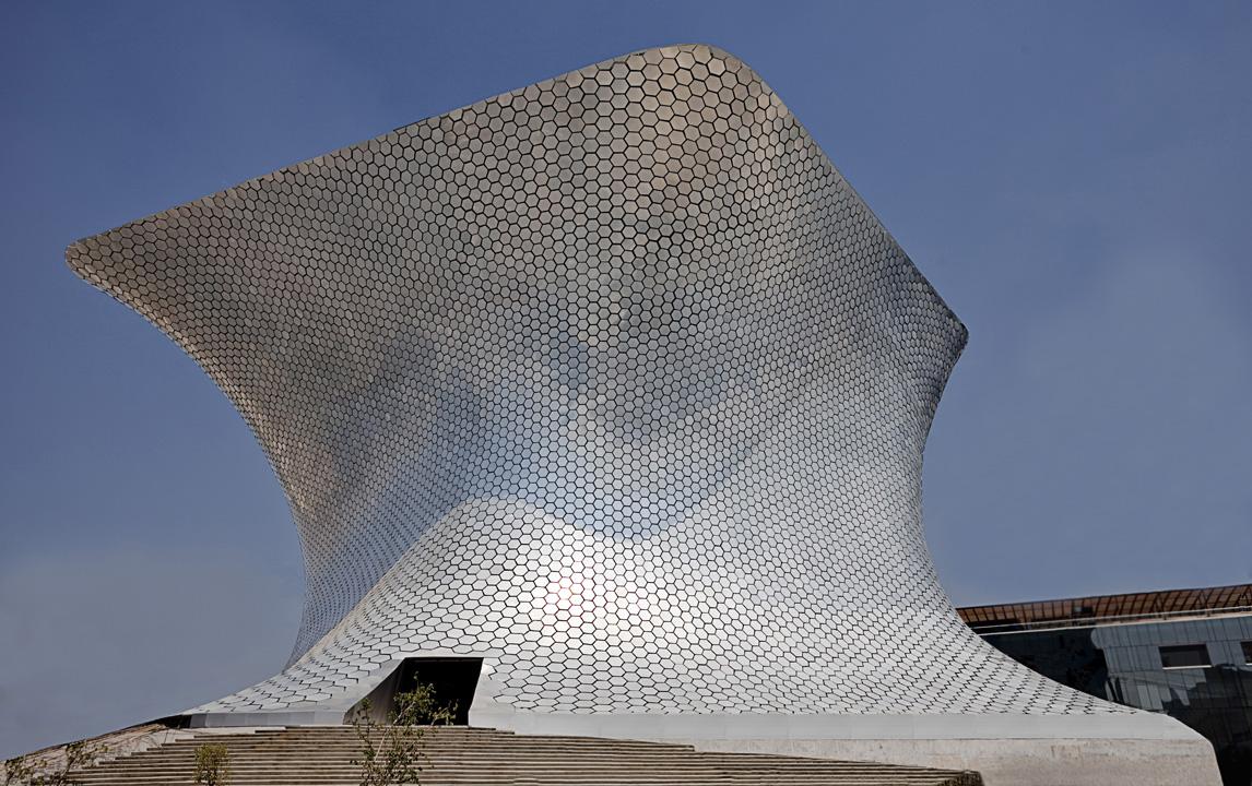 Museums to visit around the world - Museo Soumaya