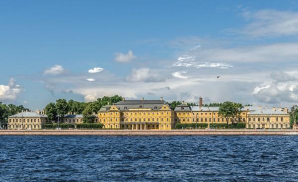 Меншиковский дворец (Санкт-Петербург) - Wikiwand