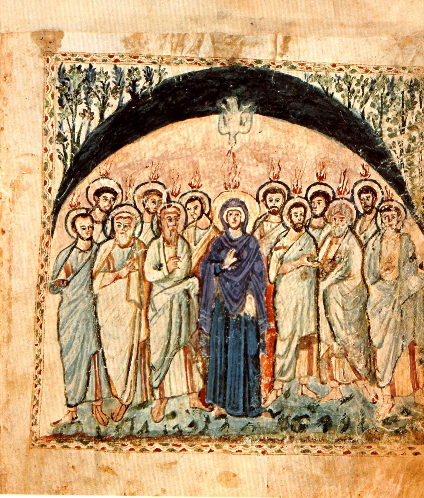 Rabula Pentecost