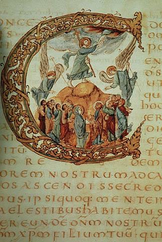Drogo Sacramentary