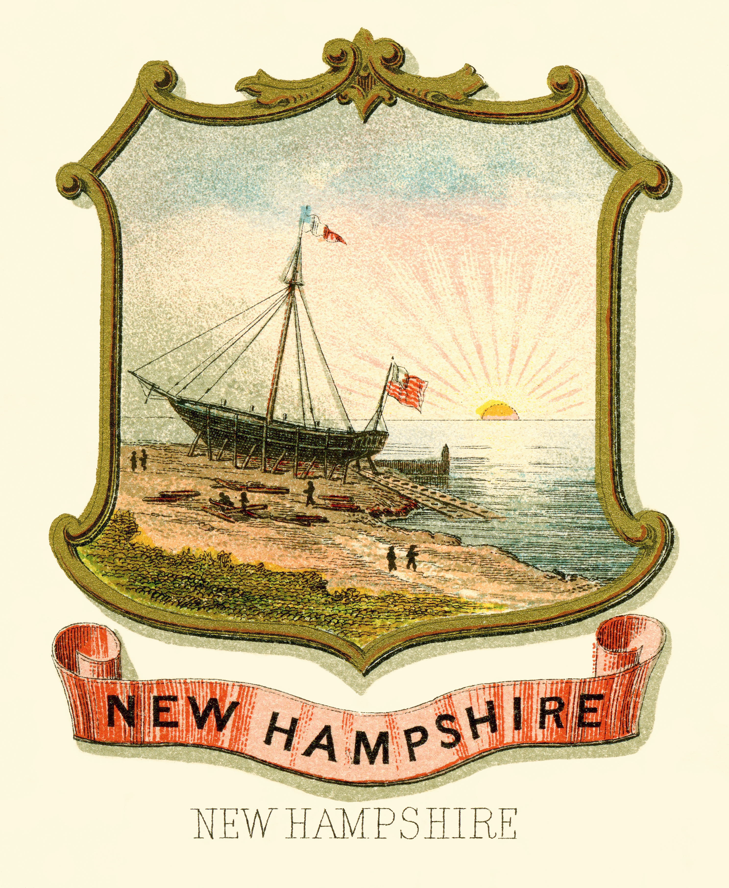 Tmp New Hampshire Flags Topic