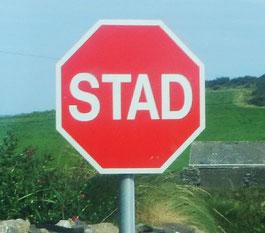 Stop speaking Irish?