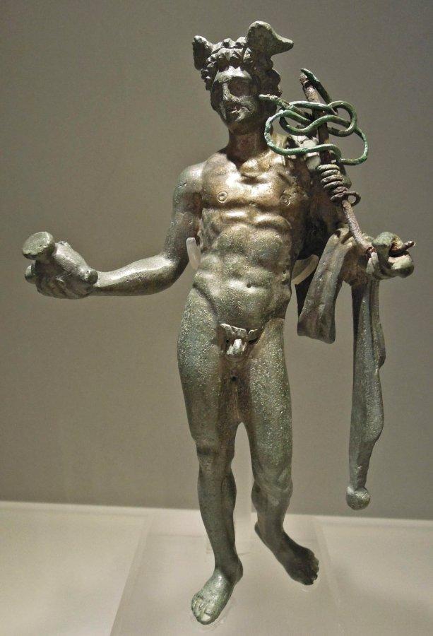 Image illustrative de l'article Mercure (mythologie)