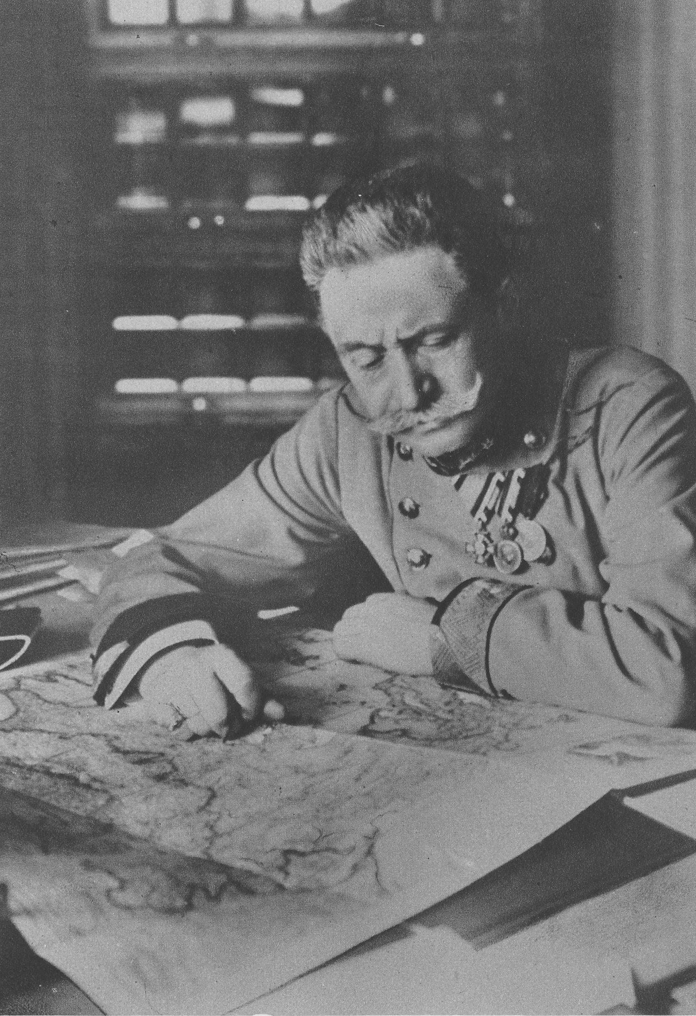 Conrad von Hötzendorf
