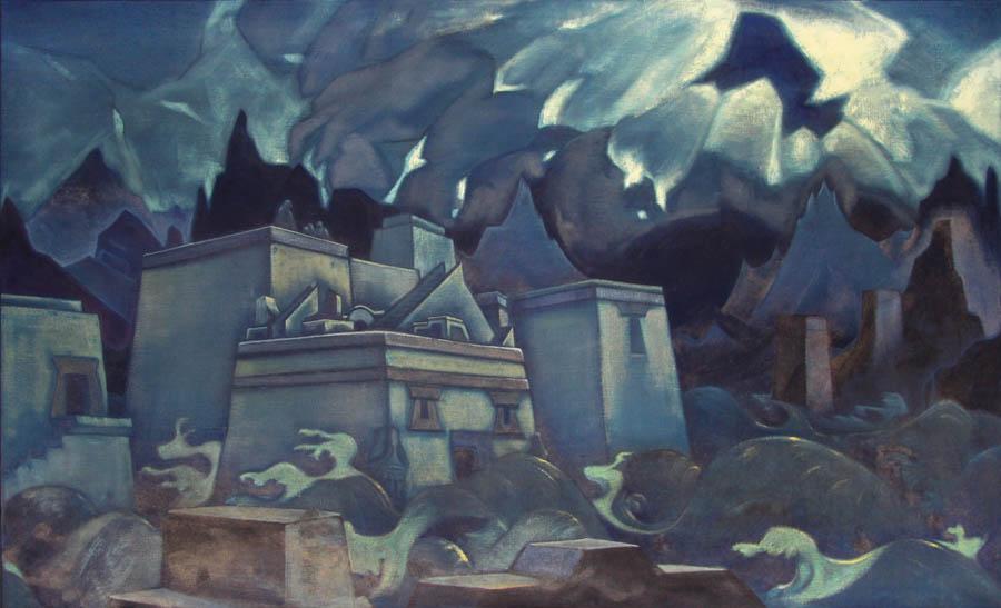 Roerich - Gibel Atlantidy