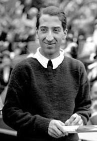 René Lacoste won thrice in Paris.