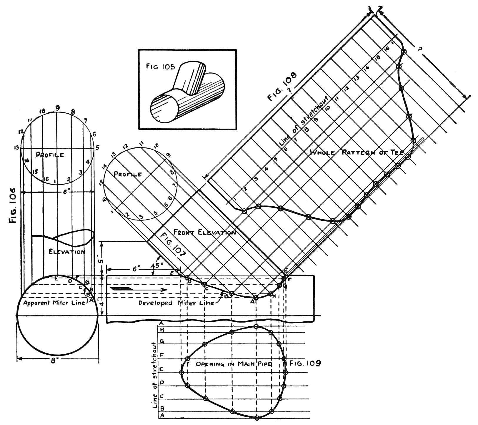 Page Sheet Metal Draftingvu 87