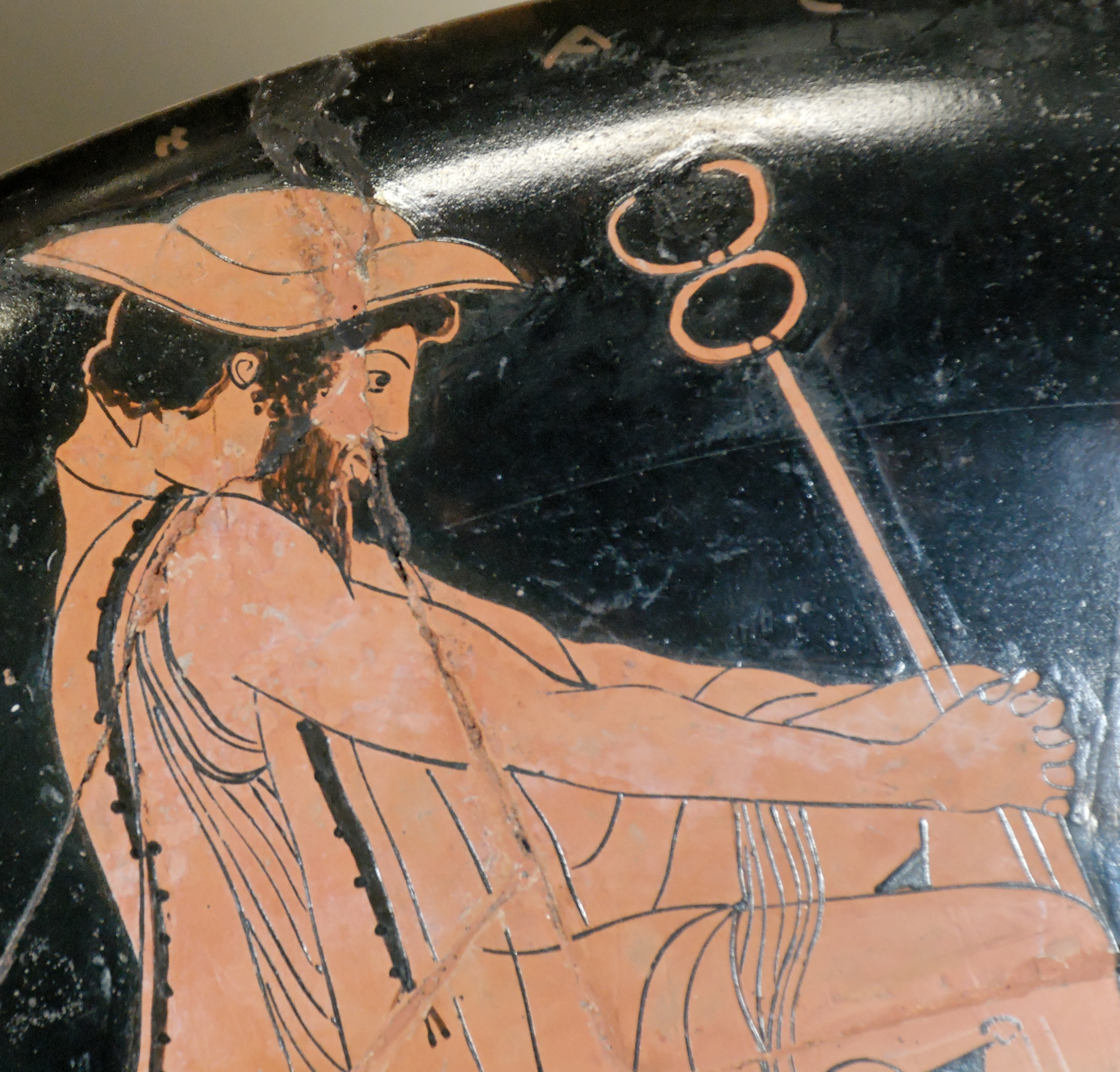 Hermes,  480 BC–470 BC.