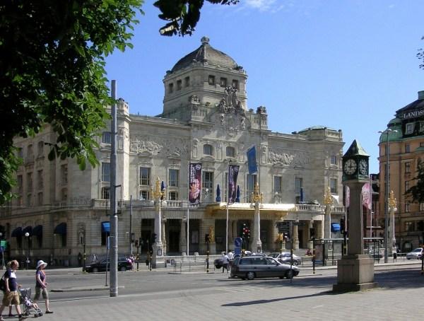 Royal Dramatic Theatre - Wikipedia