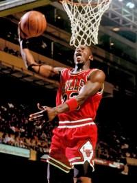 English: Former basketball player Michael Jordan