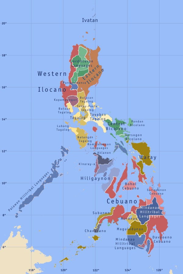 Archipielago de Filipinas