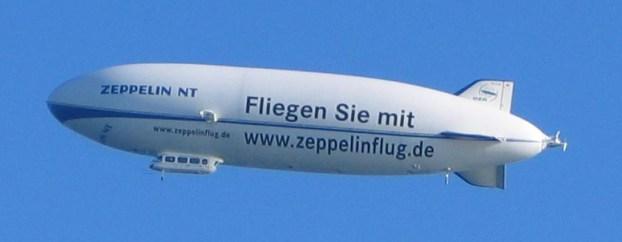 Modern dirigible