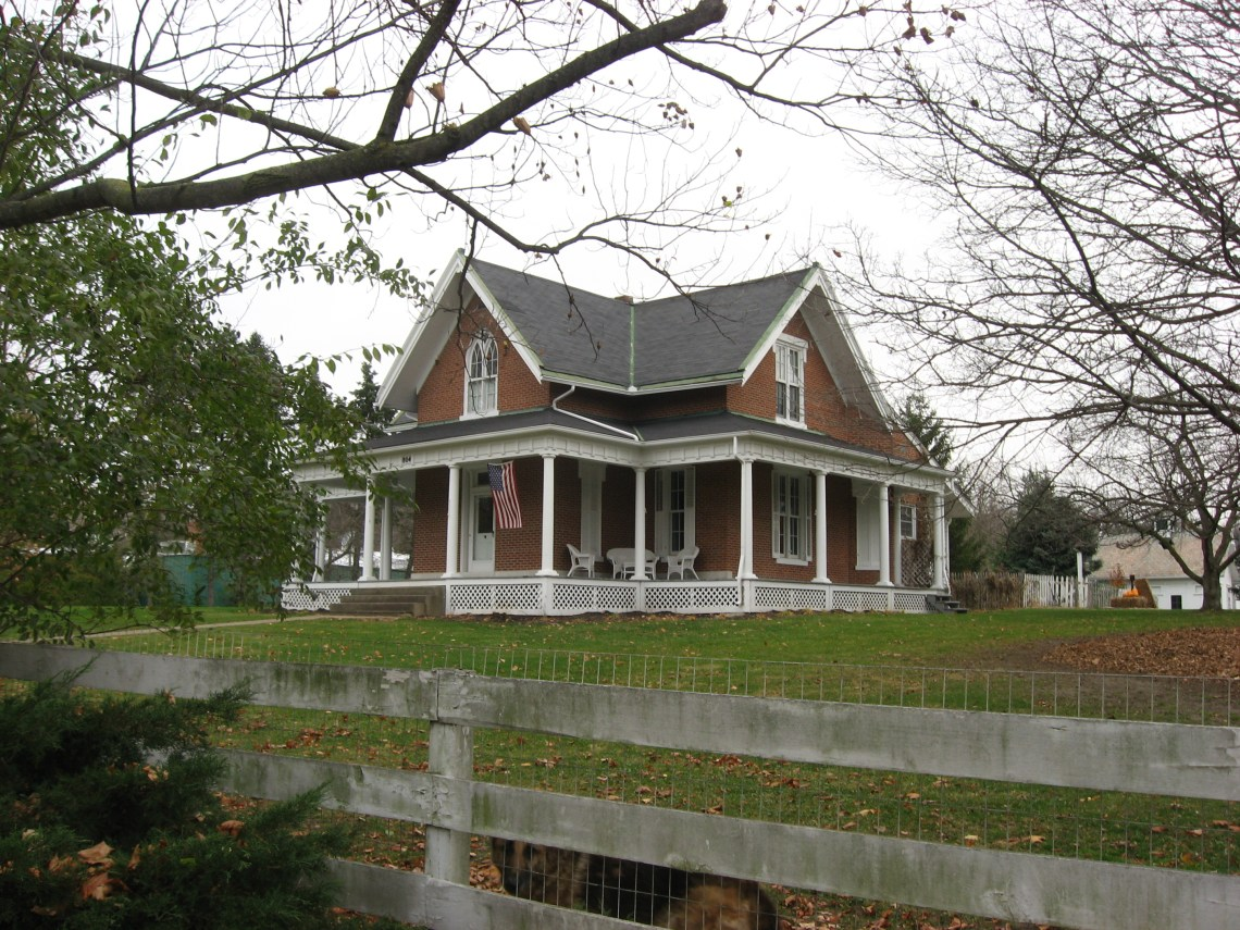 Antique Farmhouse