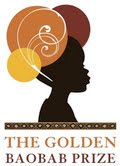 English: Logo of The Golden Baobab Prize