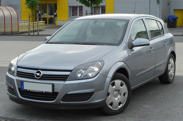Opel Astra H - Wikiwand