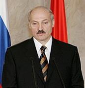 President of Belarus Alexander Lukashenko Русс...