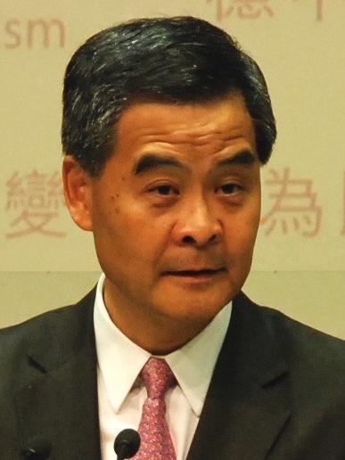 Leung Chun-ying as Chief Executive of Hong Kong - Wikipedia