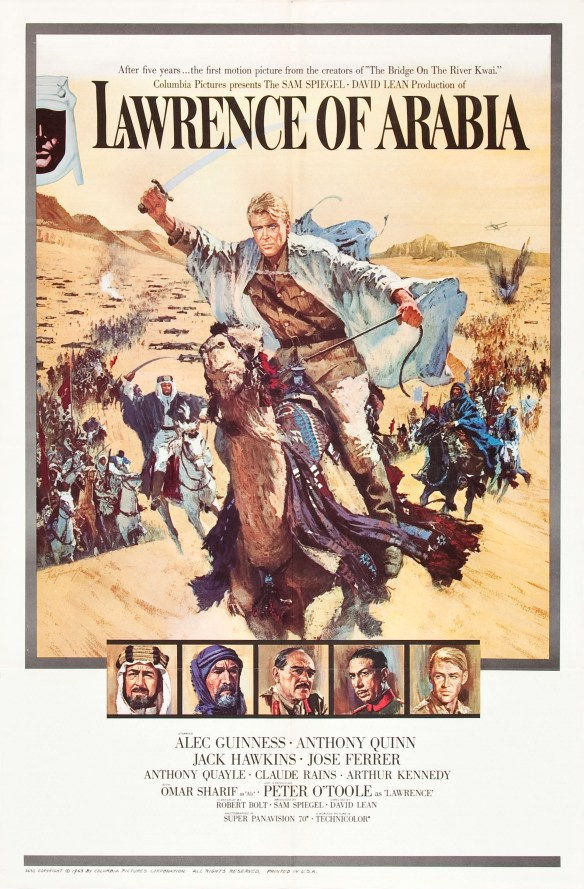 Image result for movie lawrence of arabia