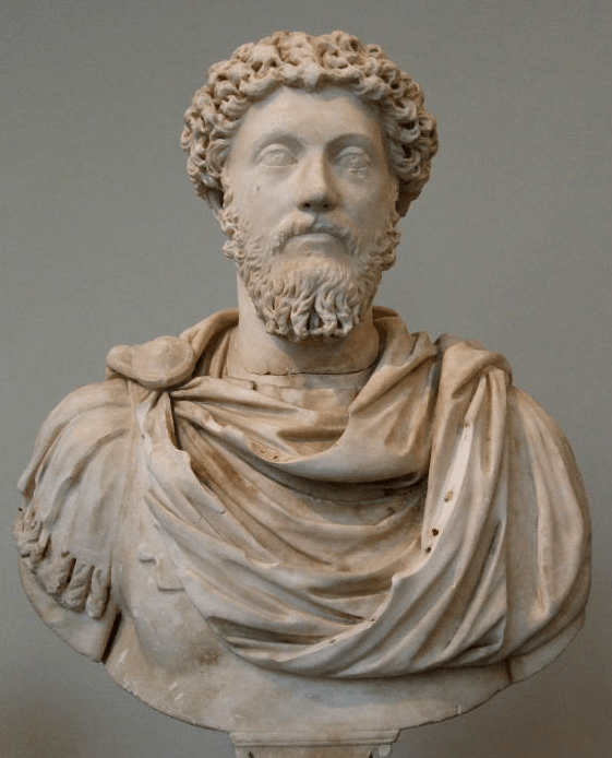Bust of Marcus Aurelius, Metropolitan Museum of Art, New York