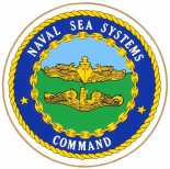English: Seal of the Naval Sea Systems Command