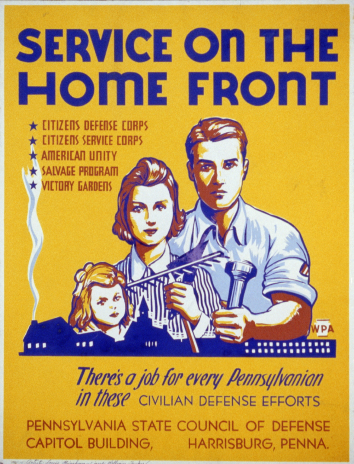 United States Home Front During World War Ii