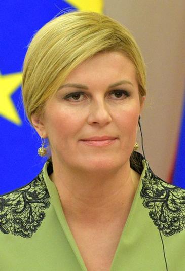 Image Result For Presidenta De Croacia