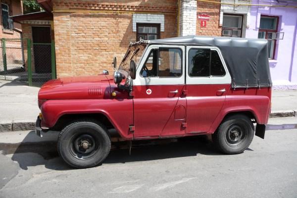 UAZ-469 - Wikiwand
