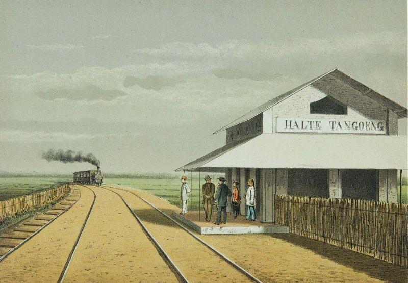 Stasiun Tanggung