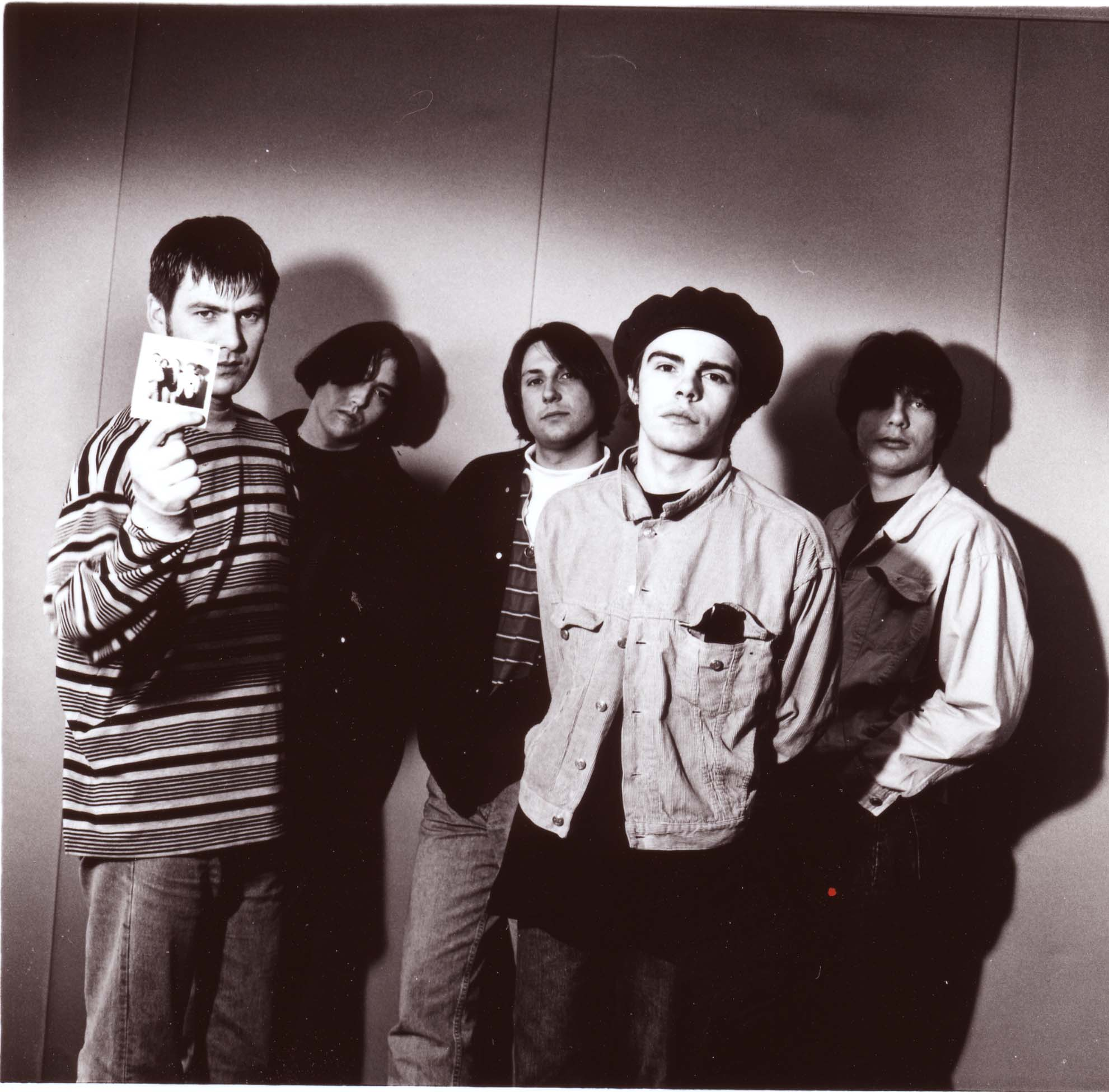 English: The Charlatans, UK Band