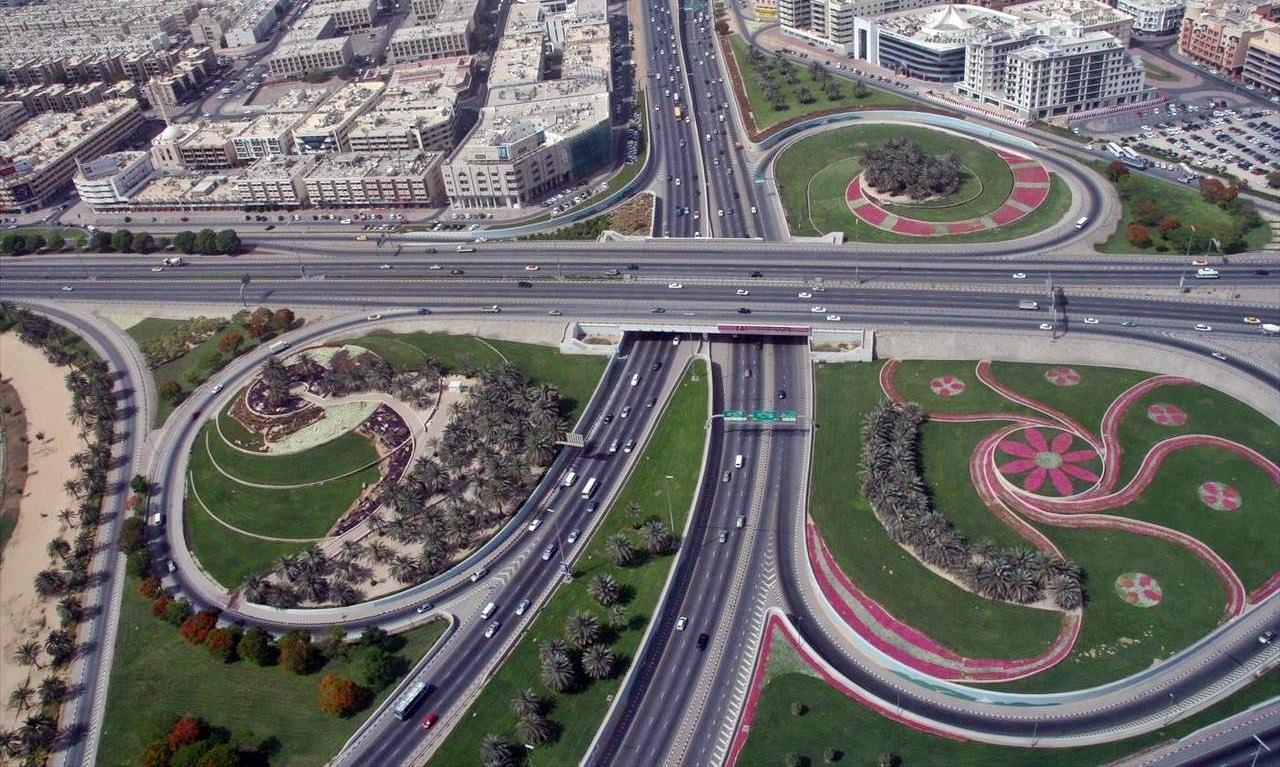 النقل في الإمارات العربية المتحدة ويكيبيديا