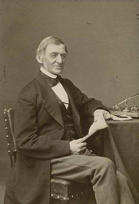an analysis of transcendentalist ideas in the works of ralph waldo emerson and henry david thoreau Thoreau, and dickinson were transcendentalist americans  and while it's true that their ideas had to  ralph waldo emerson: henry david thoreau and.