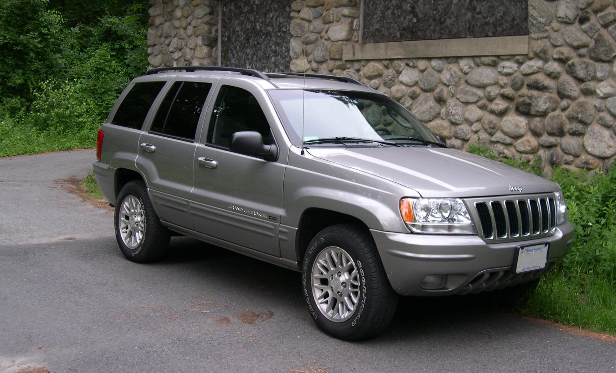 Cherokee Module Grand Jeep Airbag 2003 Control