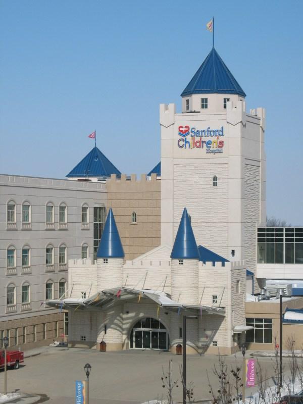 File:Sanford Childrens Hospital 2.JPG - Wikimedia Commons