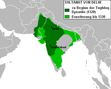 File:Sultanat von Delhi Tughluq-Dynastie.png