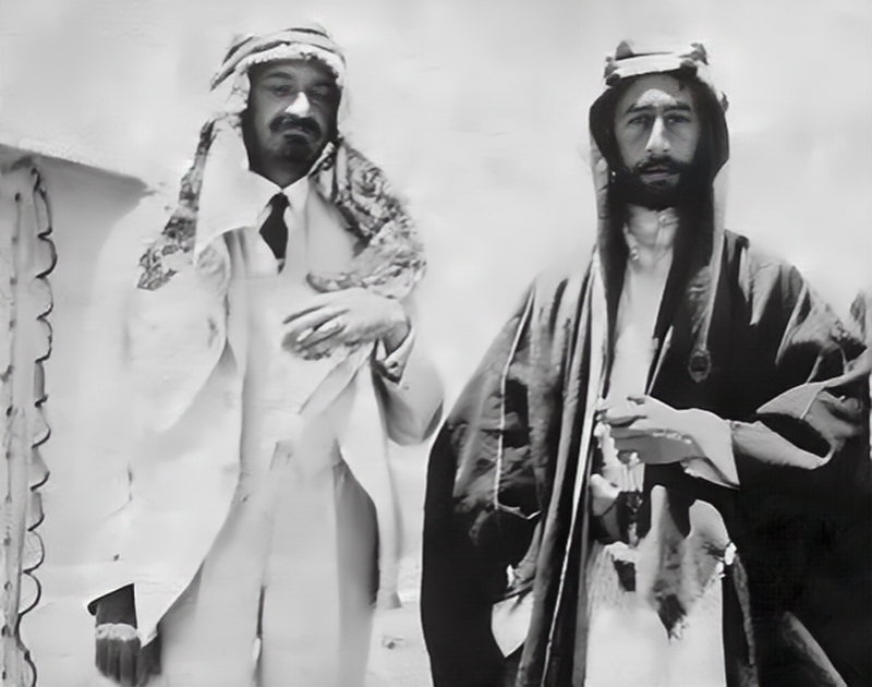 File:Weizmann and feisal 1918.jpg
