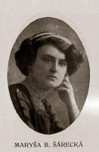 Image result for Maryša Šárecká