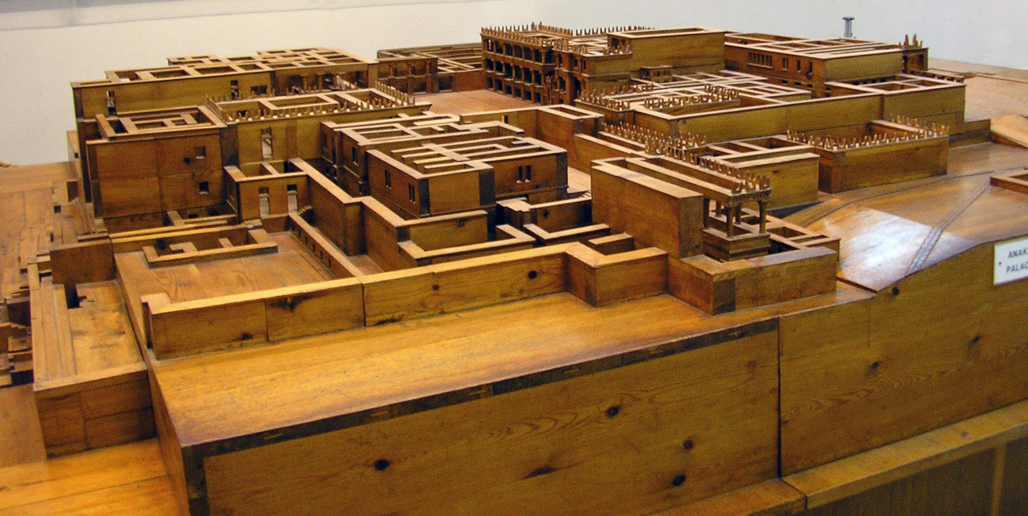 temple of knossos ile ilgili görsel sonucu