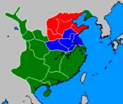 官渡の戦い - Wikipedia