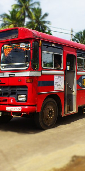 Sri Lanka Transport Board (CTB) Bus (Normal Service)