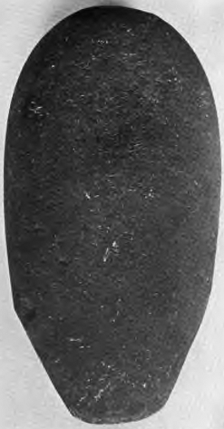 File:Stone implement or weapon, Dùn An Achaidh (photo, bef ...