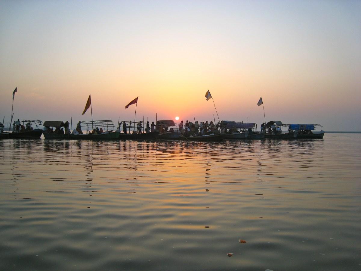 Image result for Prayagraj sangam