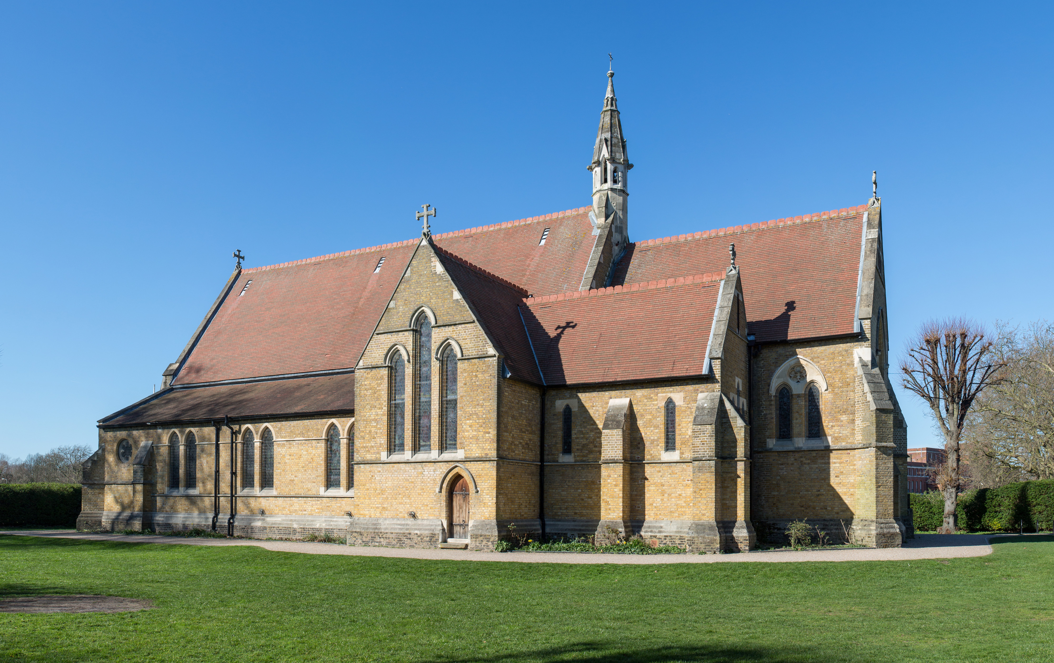 File:All Saints Church, Putney, London - Diliff.jpg - Wikimedia