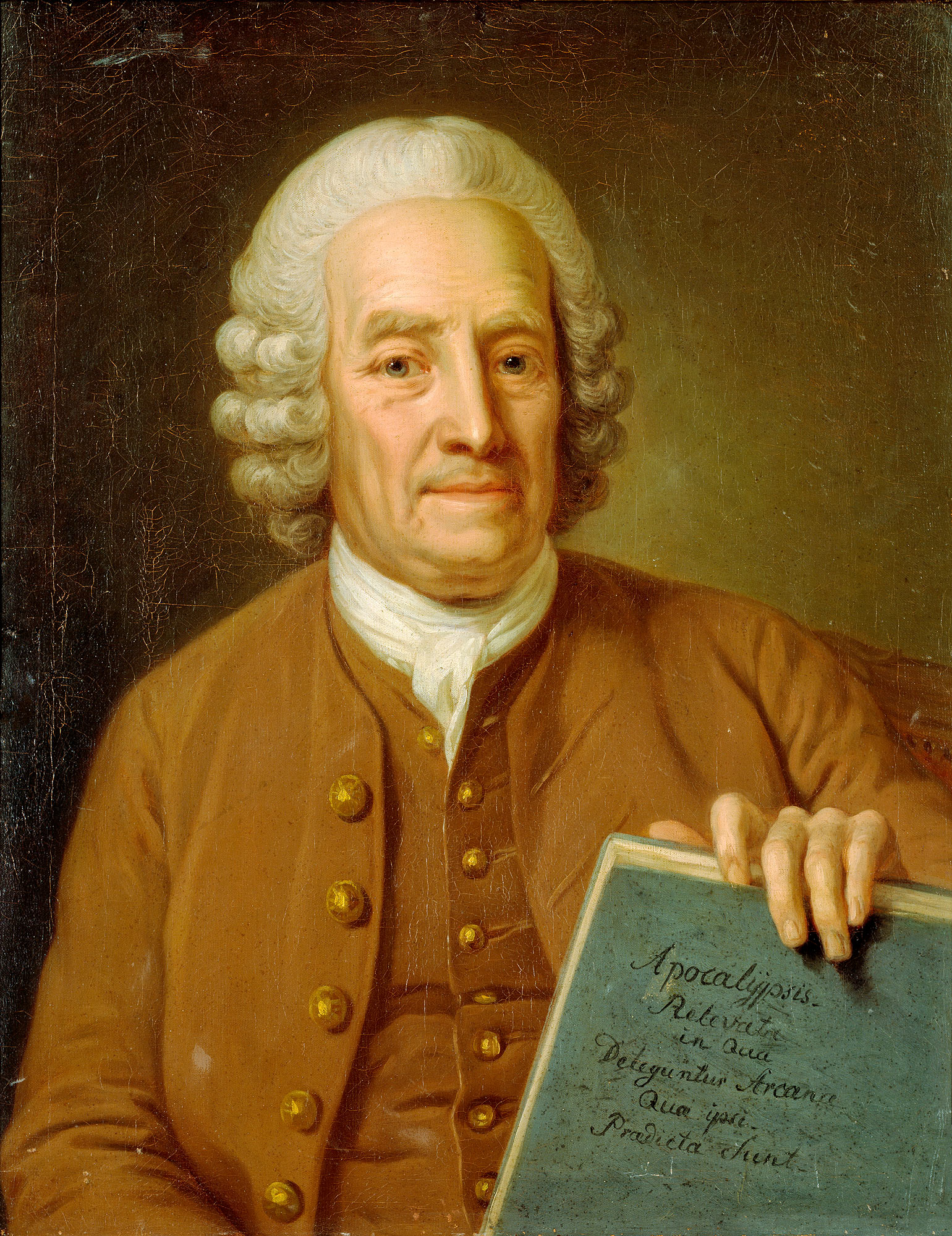 Emanuel Swedenborg's work, especially Heaven a...