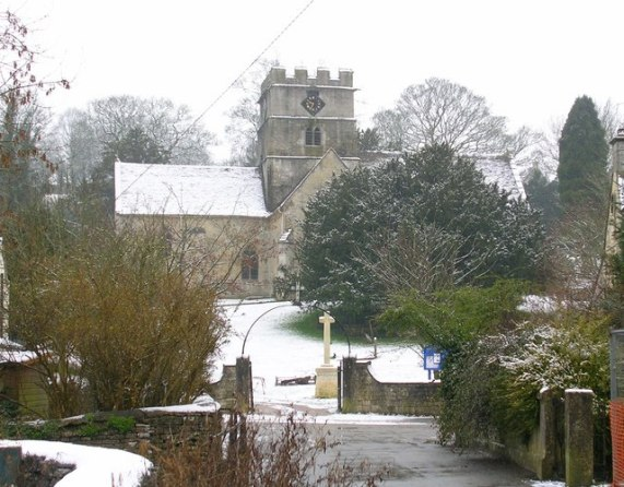 File:Holy Cross Church, Avening - geograph.org.uk - 365184.jpg