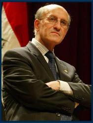 English: Governor of the Bank of Irak.