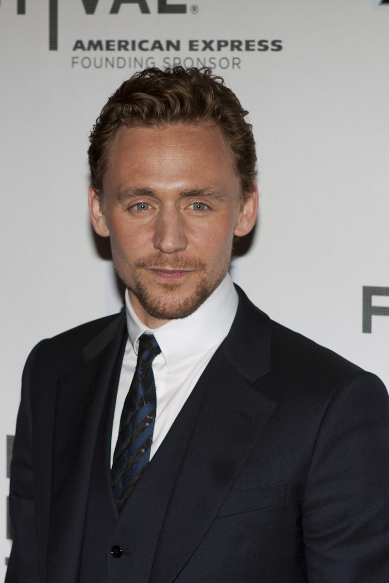 Thomas William Hiddleston
