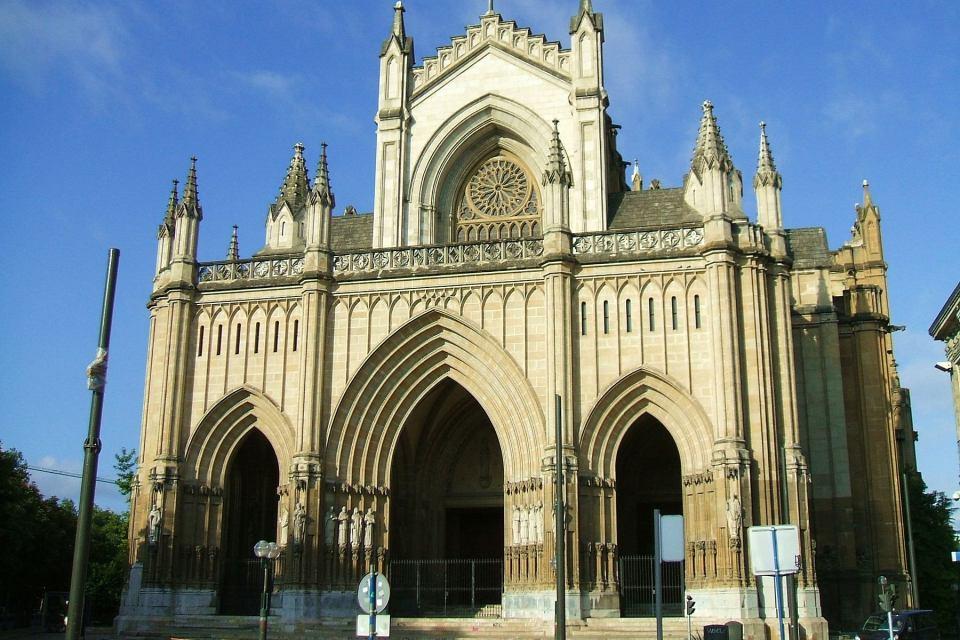 Catedral de María Inmaculada (Vitoria) - Wikipedia, la ...