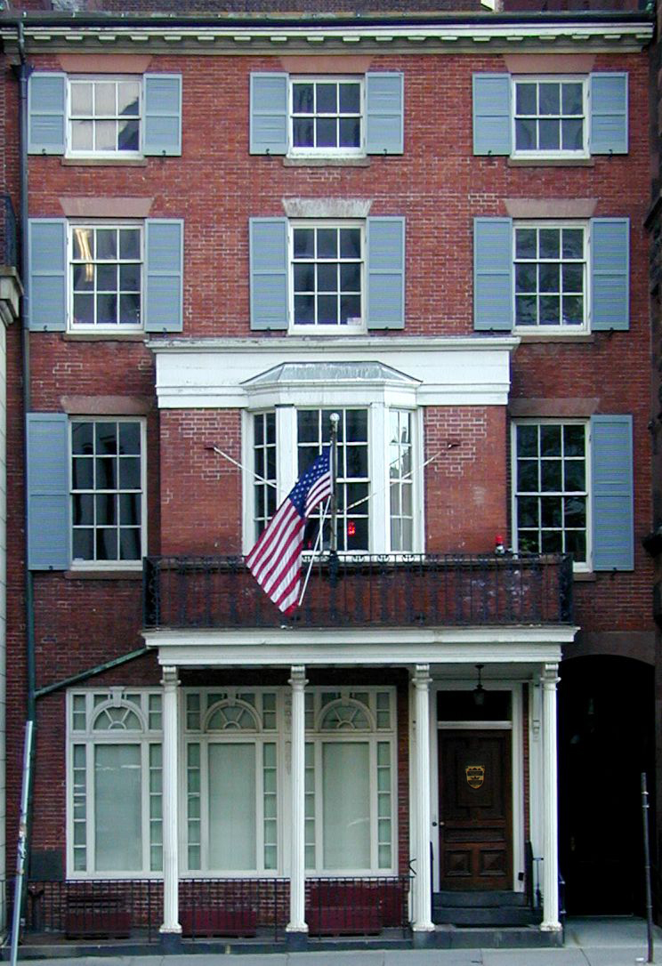 List Of Addresses In Beacon Hill Boston Wikipedia