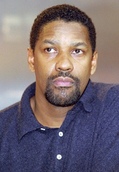 D. Washington, Berlinale 2000